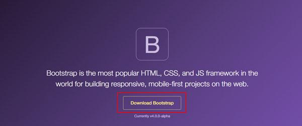 دانلود Bootstrap4