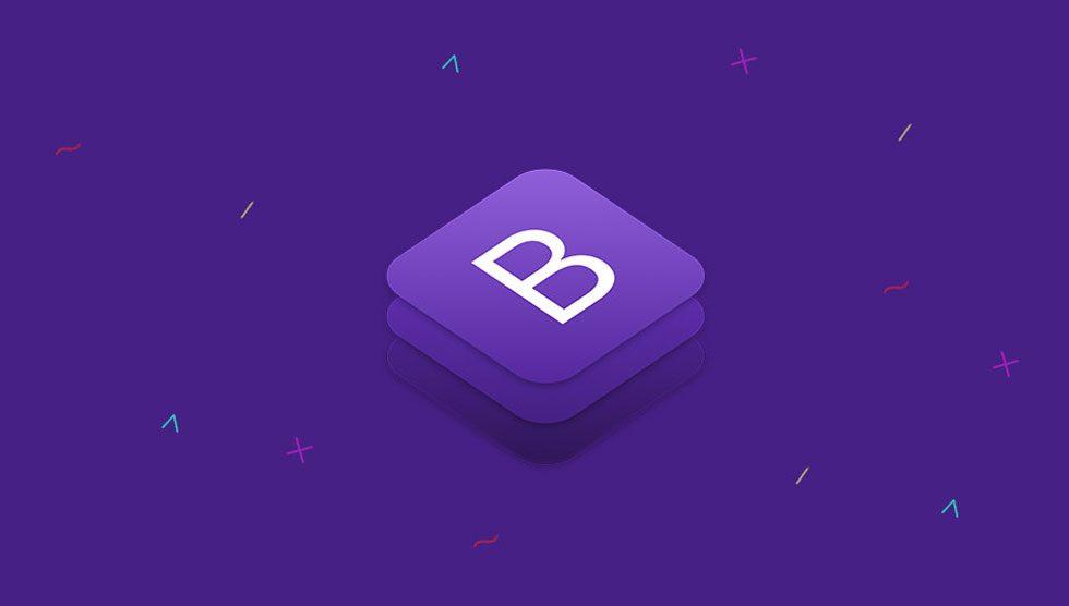 آموزش Bootstrap 4؛ ساخت قالب وبسایت تک صفحهای یا one page