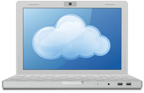 فضای ابری در مقابل اینترنت