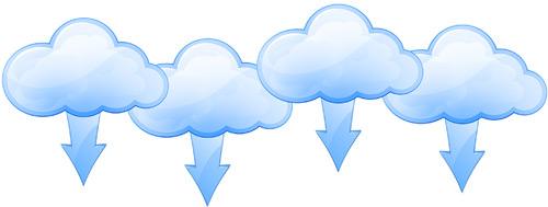 تعریف واژهی «ابر» یا cloud
