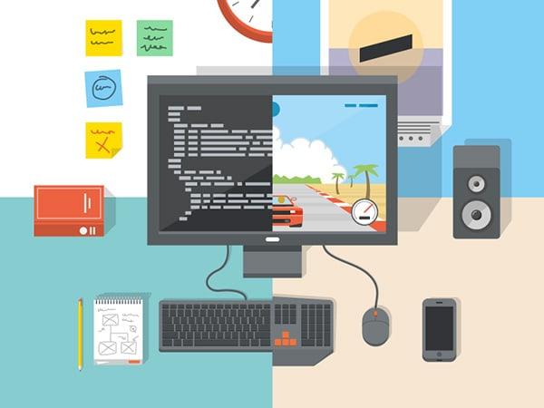 مزایای همکاری مشترک طراح و توسعه دهندهوب