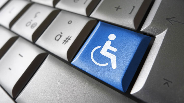 سایت را برای دسترسی کاربران معلول تست کنید