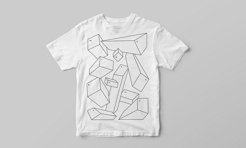 دانلود رایگان موکاپ تی شرت