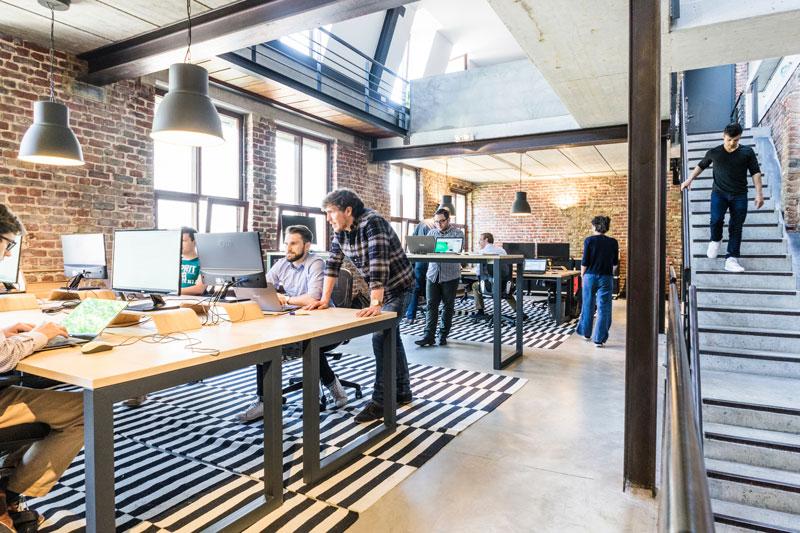 فرهنگ فضای کار اشتراکی چگونه است؟