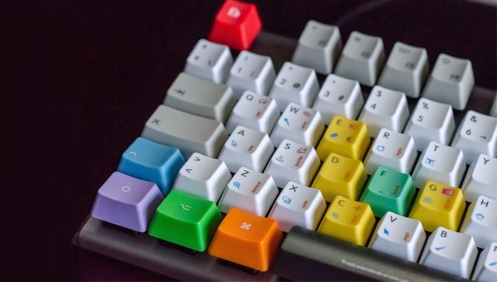 کلیدهای میانبر نرمافزارهای طراحی
