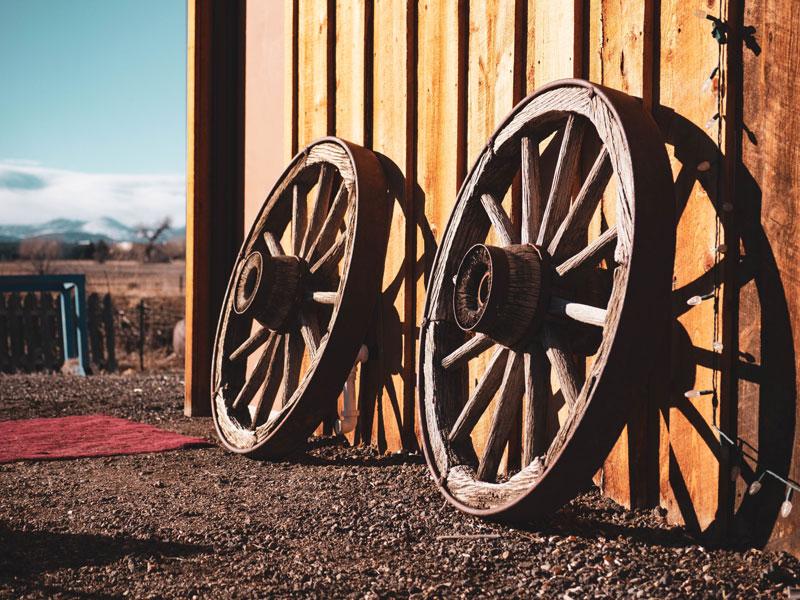 مجبور نیستید چرخ را دوباره بسازید