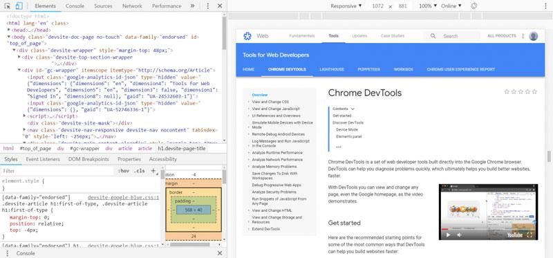 Chrome-DevTools-1