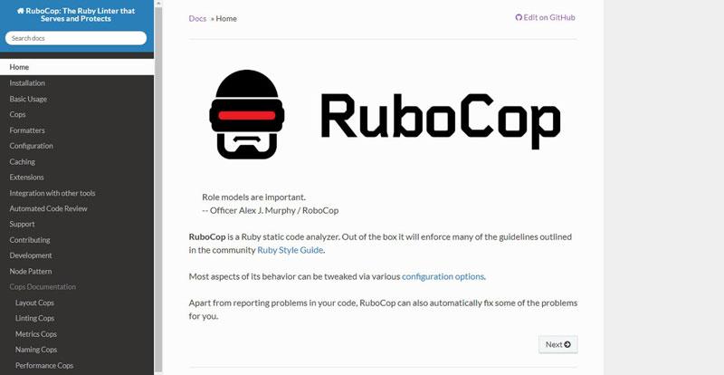 RuboCop