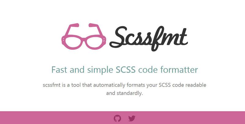 SCSS FMT