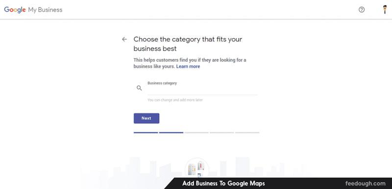 آموزش ثبت مکان در گوگل بیزینس