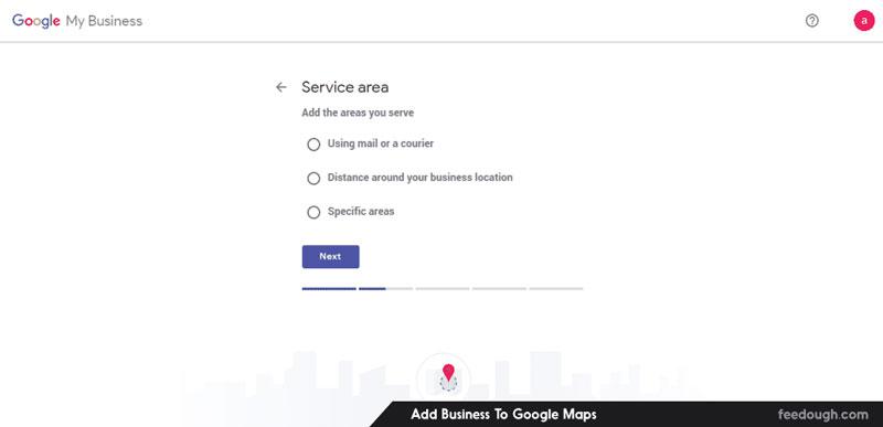 راهنمای ثبت مکان در Google map