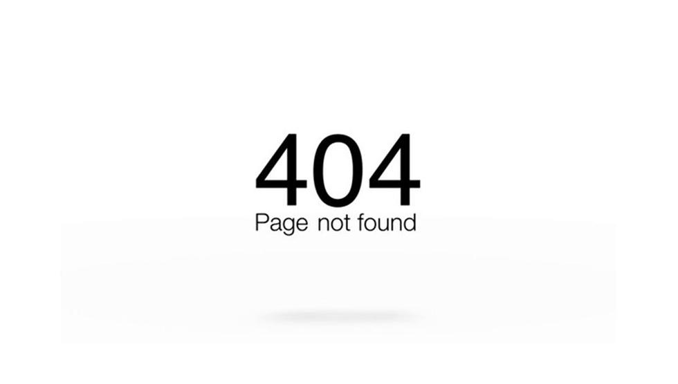 چگونه صفحه خطای 404 خود را تأثیرگذارتر کنیم؟