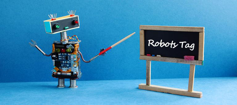 8. تگ Robot