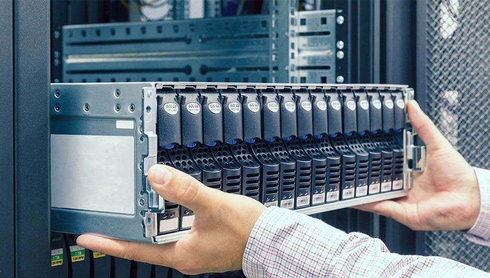 مدیریت فضای هاست از طریق Disk usage