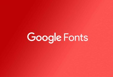 Disable Google Fonts