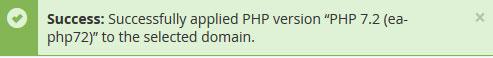 چگونه ورژن PHP را در Cpanel تغییر دهیم؟