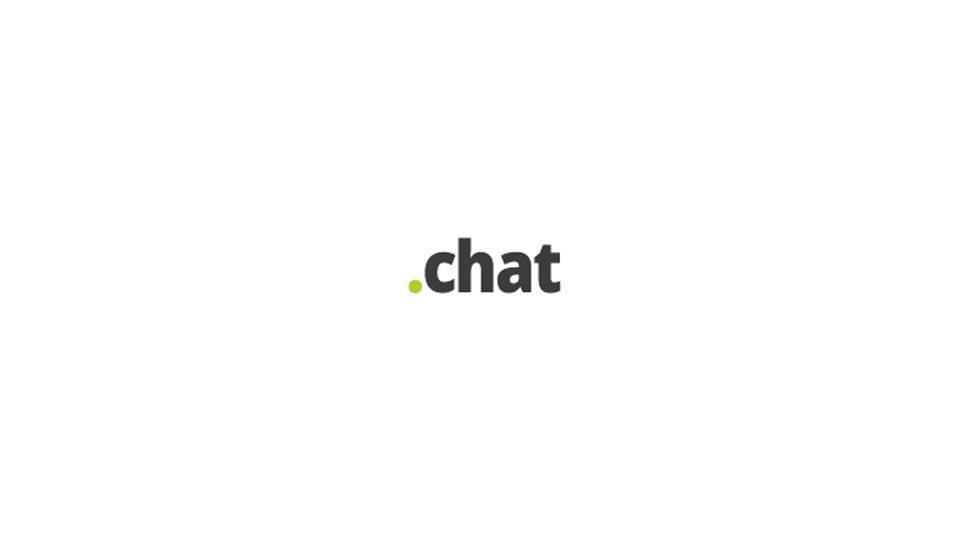 ثبت دامنه .chat