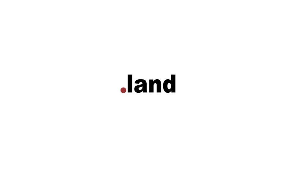 ثبت دامنه land.