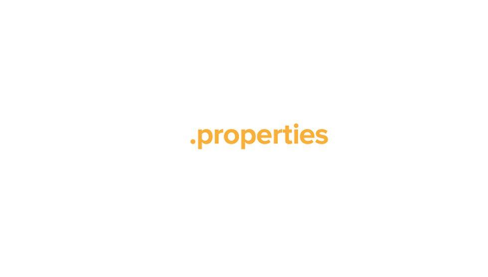 ثبت دامنه properties.
