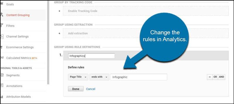 تغییر قوانین در گوگل آنالیتیکس
