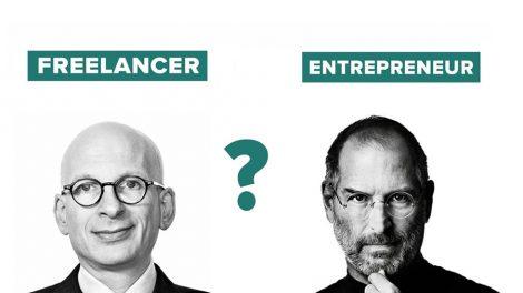 فریلنسرها در مقابل کارآفرینان؛ کدام یک موفقتر هستند؟