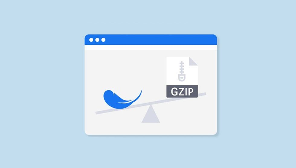 Gzip چیست؟ آموزش فعال سازی Gzip