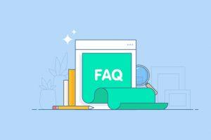 FAQ چیست؟ چگونه یک صفحه سوالات رایج مؤثر طراحی کنیم؟