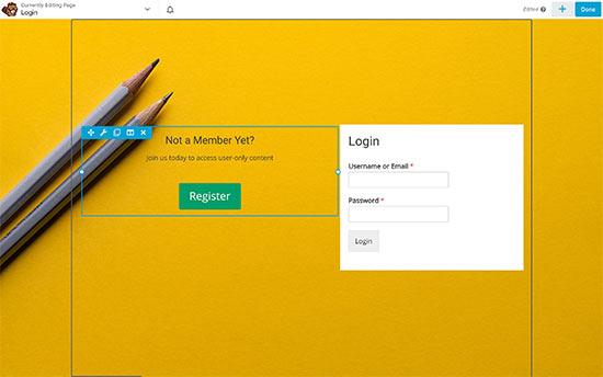 طراحی فرم لاگین وردپرس خود را سفارشی کنید