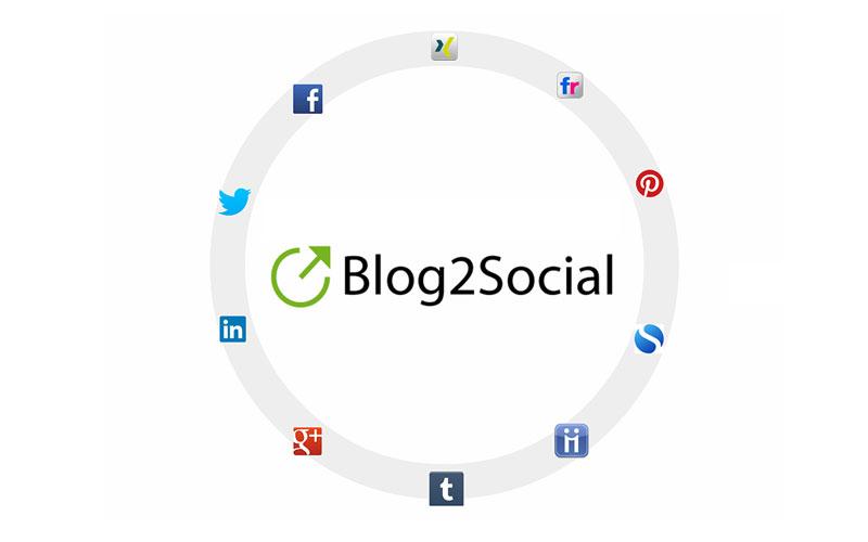 پلاگین Blog2Social: اتوماسیون شبکههای اجتماعی برای وردپرس