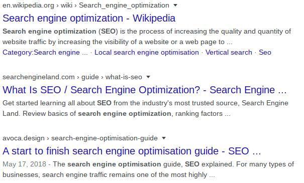 چرا رتبه وبسایت در نتایج جستجو مهم است؟