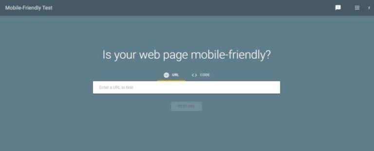 بهینه سازی وب سایت در موبایل