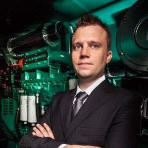 James Braunegg مدیرعامل Micron21