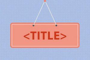 نچه که باید از تگ عنوان - Title tag بدانید آنچه که باید از تگ عنوان – Title tag بدانید