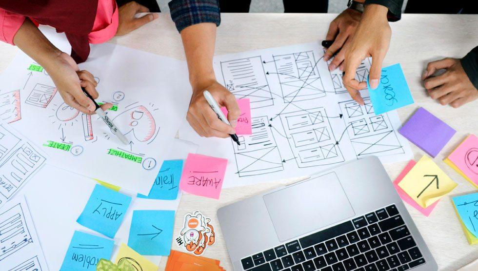 4 نکته ساده طراحی وبسایت برای تقویت ضریبهای تبدیل